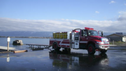 Montechato Fire District Finley Point Yellow Bay Station - Polson, MT   HAWK QP
