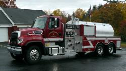 Westhampton Fire Department - Westhampton, MA   HAWK QP