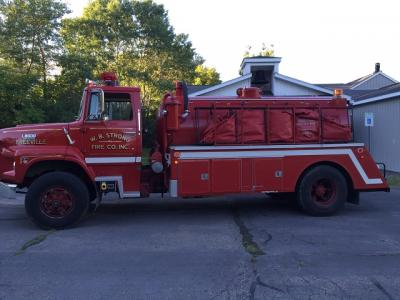 W. B. Strong Fire Co. 1990 Firovac