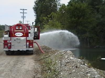 Tanker Shutter Drill